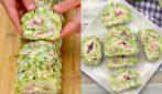 Rotolo di frittata alle zucchine: la ricetta al forno adatta per una cena deliziosa!