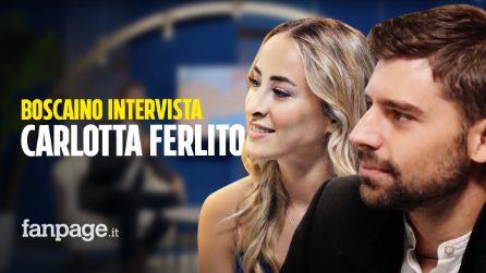 Gabriele Boscaino intervista Carlotta Ferlito in Pleasure Talk