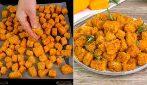 Crumbed pumpkin: a delicious way to bake pumpkin!