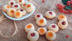 Butter cookies with jam: you need to try this recipe