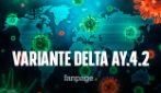 Variante Delta AY.4.2: in quali Paesi è diffusa e quanto è contagiosa