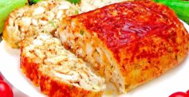 Chicken meatloaf: the delicious and simple recipe to try right now