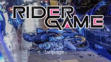 Riders Game: una vita di corsa. Storie e sfruttamento di chi consegna il cibo a domicilio