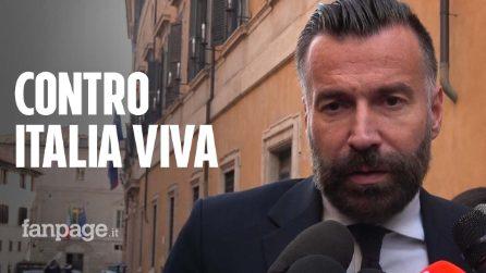 """Ddl Zan, il padre della legge contro Italia Viva: """"Si è sfilata per flirtare con i sovranisti"""""""